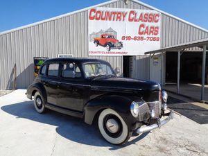 1940 Studebaker Champion