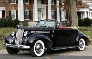 1938 Packard 120