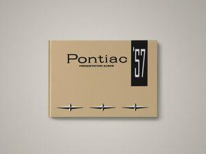 1957 Pontiac Showroom & Trim Album