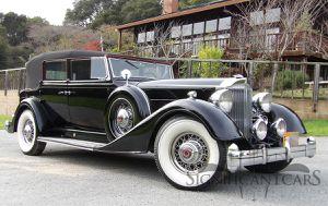 1934 Packard 12