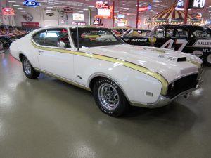 1969 Oldsmobile Hurst