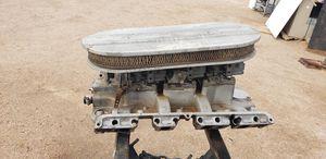 Ford 390/406/427  3x2  Manifold