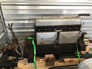 1924-1928 Buick Engine