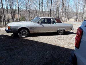 1984 Oldsmobile 98
