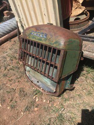 Original Dodge Power Wagon Radiator Assembly