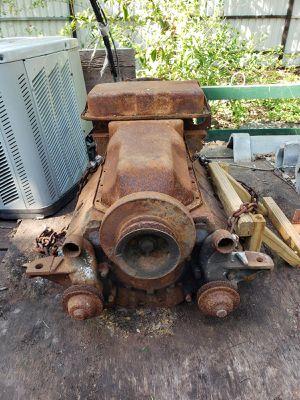 1949 Lincoln 8EL 337 cu. inch FLATHEAD V8 ENGINE