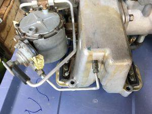 1962 Corvette 7017360 Fuel Injection Unit/system