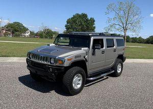 2004 Hummer H2