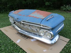 1959 Chevy Impala Nose