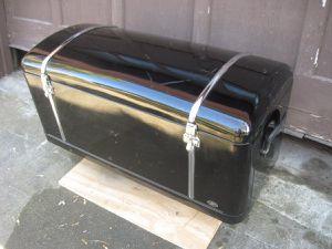 1930's Cadillac trunk