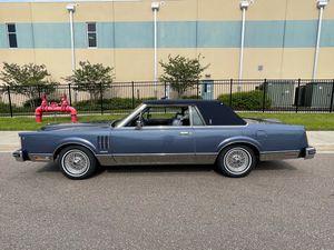 1983 Lincoln MK 5