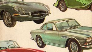 Recommended Reading - The Golden Guide to Sports Cars