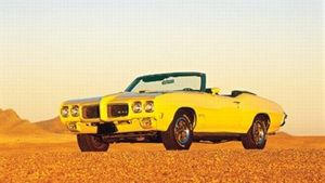 2005 Pontiac Muscle Price Guide
