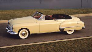 1948-1949 Oldsmobile Ninety-Eight Series