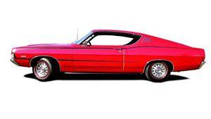 1968-'69 Ford Torino GT