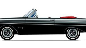 1964-'65 Ford Falcon Sprint