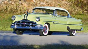 1952-'54 Pontiac Chieftain