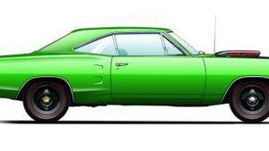 1969-1/2 Dodge A12 Super Bee