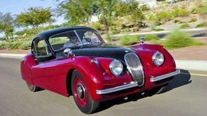 1951-1954 Jaguar XK120 FHC