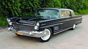 1958-1960 Lincoln Mark III, IV and V Continentals