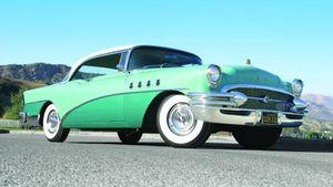 1955-'56 Buick Roadmaster