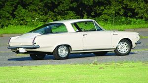 1964-1966 Plymouth Barracuda