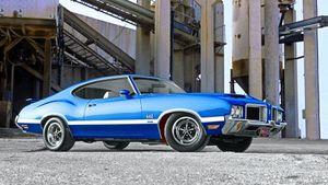 1968-'72 Oldsmobile 4-4-2