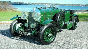 Bentley 3 and 4-1/2 Litre