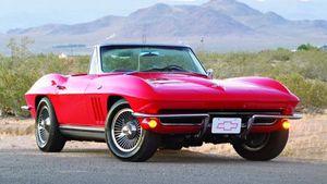 1963-'67 Chevrolet Corvette