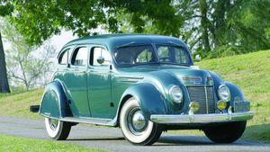 1934-'37 Chrysler Airflow
