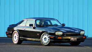Jaguar's Rare, Affordable V-12 Coupe