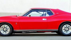 1971-1974 AMC Javelin and AMX