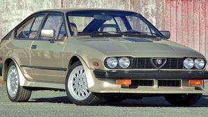 Buyer's Guide: 1981-1986 Alfa Romeo GTV 6