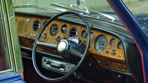 So Much Luxury For So Little Money - 1965-1980 Rolls-Royce Silver Shadow