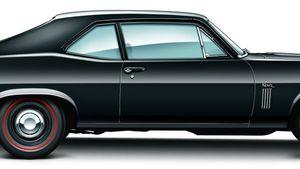 1968 - '72 Chevrolet Nova