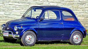 1957 - '75 Fiat 500