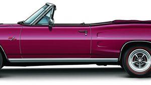 1968 - '69 Dodge Coronet R/T