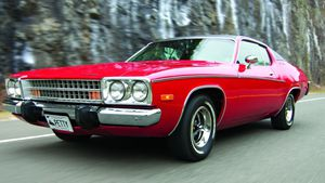1971-'74 Plymouth Satellite Road Runner and GTX