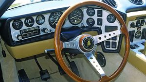 Wide is Right, or How to Stop Worrying and Love the NACA Ducts - Lamborghini Espada