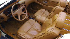 International Luxury in a Turbo Coupe - 1989-'91 Chrysler Maserati TC