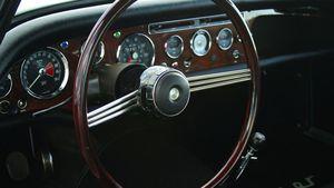 America's Imported V-8 Sports Car - 1964-1968 Sunbeam Tiger