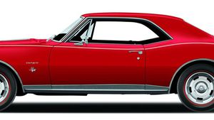 1967-'69 Chevrolet Camaro SS