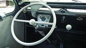 Making the Most of Minimalism - 1948-1990 Citroën 2CV