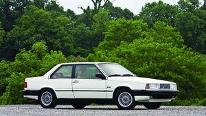 1987-1991 Volvo 780/Turbo/Coupe