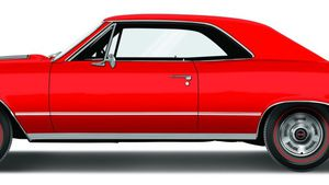 1966-'67 Chevrolet Chevelle SS 396
