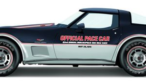1978 Chevrolet Corvette Pace Car Replica