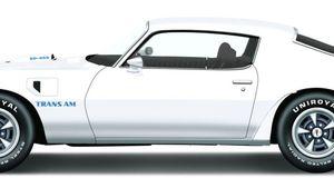 1973-'74 Pontiac Firebird Formula and Trans Am SD-455