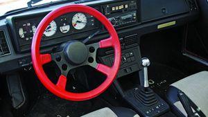 Fiat's Wild, Wonderful Wedge - 1972-1987 Fiat X1/9