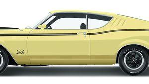 1969 Mercury Cyclone CJ