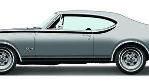 1968 Hurst/Olds